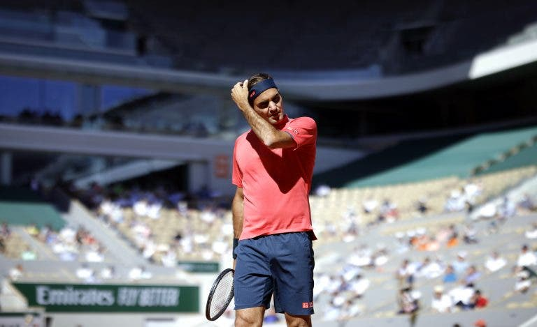 Tantos teenagers na terceira ronda em Paris? Só em 2001 com… Federer e companhia