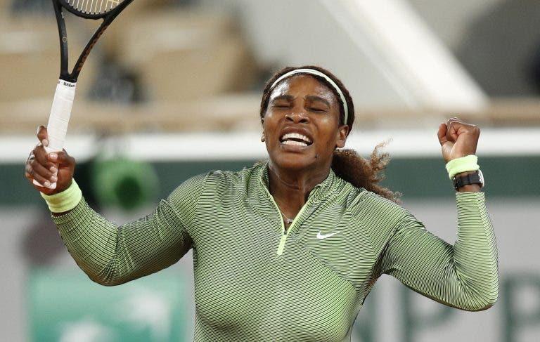 Rybakina vai cumprir um sonho contra Serena: «É a lenda! Claro que a quero defrontar»