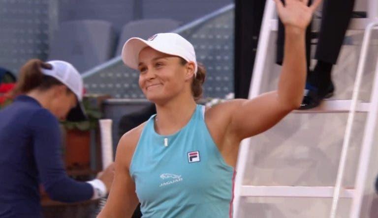 Barty segue imparável e derrota Swiatek em duelo de campeãs de Roland Garros