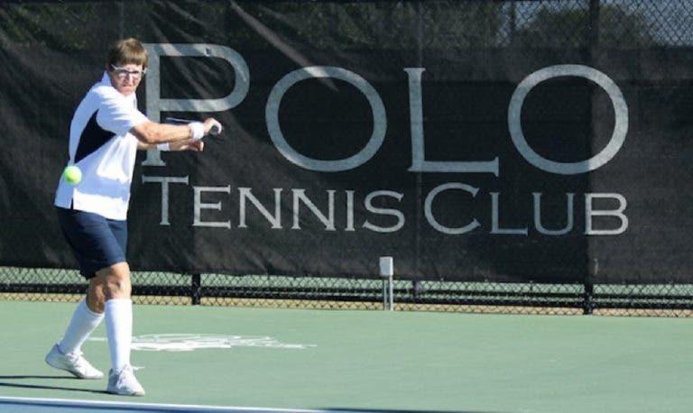 Velhos são os trapos! Tenista volta para jogar um torneio ITF… aos 74 anos