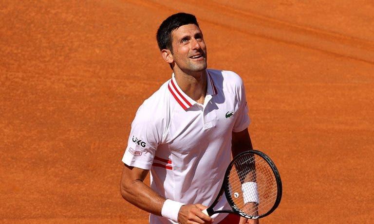 Djokovic já tem planos para o futuro: «Quando me retirar do ténis vou estudar»