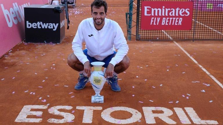 Albert Ramos: «Estou contente, ganhar um ATP não é para todos»