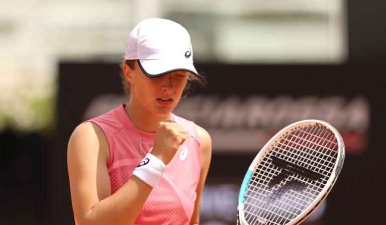 Eis o novo top 10 WTA, com uma novidade: Iga Swiatek