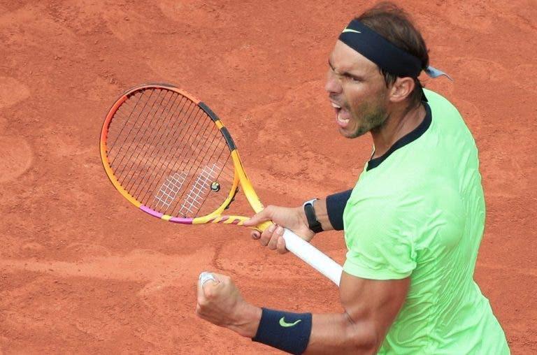 Nadal continua implacável em Roland Garros e marca encontro com… Sinner