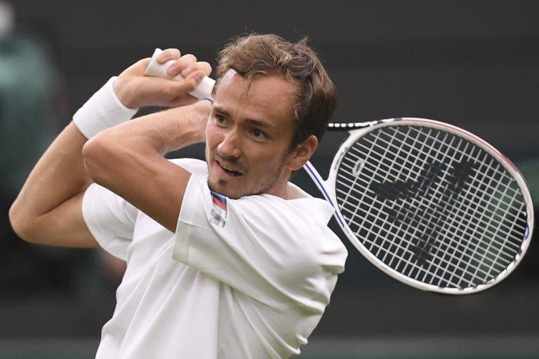 Medvedev e o número um: «Preciso de ganhar mas o Djokovic não quer perder nenhum Grand Slam»