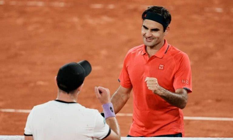 Koepfer: «Federer com 39 anos continua incrivelmente em forma»
