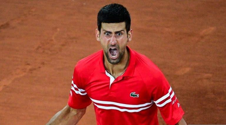 Wilander: «Djokovic quer mostrar este ano que é um super-homem»