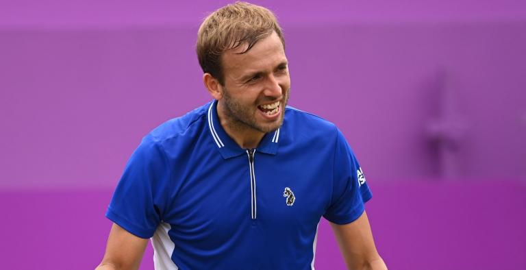 Evans vence e britânicos fazem história no Queen's Club