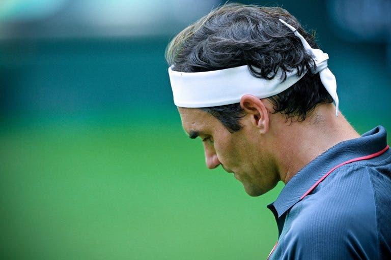 Federer explica operação e admite: «Sou realista, sei o quão difícil é aos 40 anos fazer nova cirurgia»
