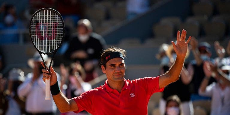 Federer ultrapassa Cilic em jogo de fortes emoções e avança para a 3.ª ronda de Roland Garros