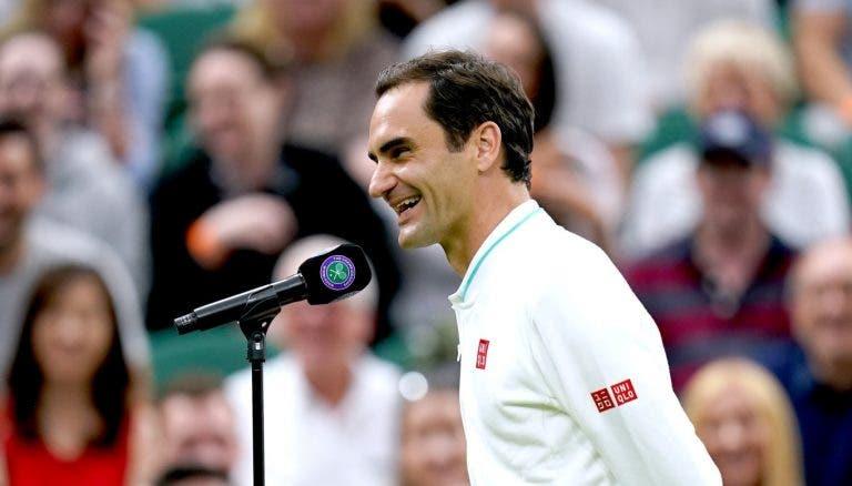 Ruud: «Federer merece todas as ovações que continua a receber»