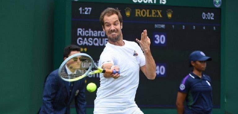 Federer já tem adversário na segunda ronda: um homem que derrotou… 18 vezes