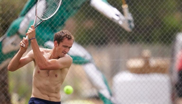 O incrível quadro de Maiorca, com cinco tenistas do top 15 (mais Djokovic em pares)