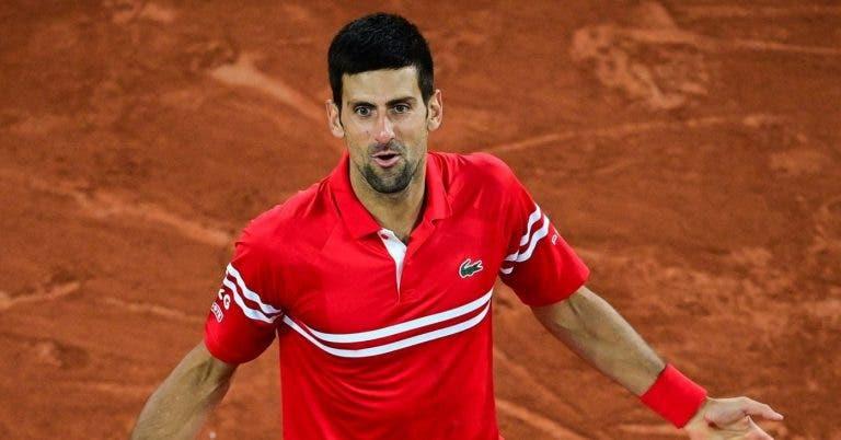 Djokovic: «Acho que posso ganhar ao Nadal senão ia-me embora»