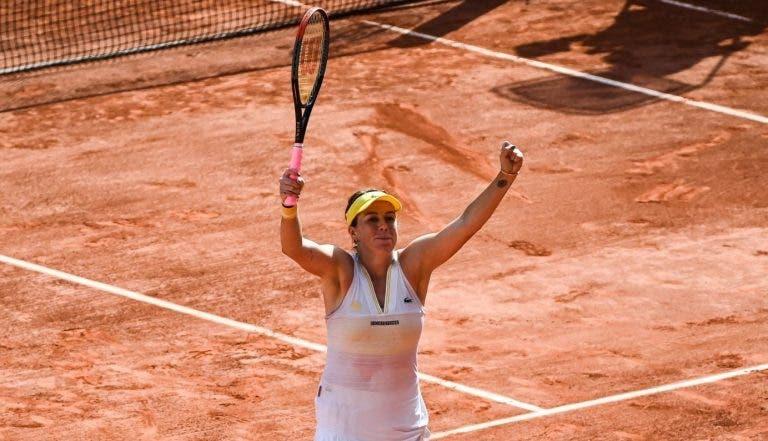 Pavlyuchenkova: «Sempre tive o ténis, mas agora trabalho mais»