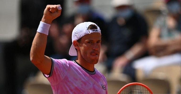 Schwartzman é apenas o quinto jogador da história a vencer mais do que um set a Nadal em Roland Garros