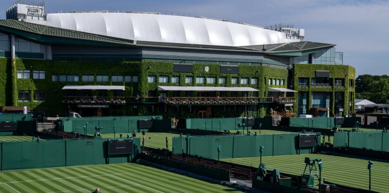 Fortes suspeitas de resultados combinados em Wimbledon estão a ser investigadas