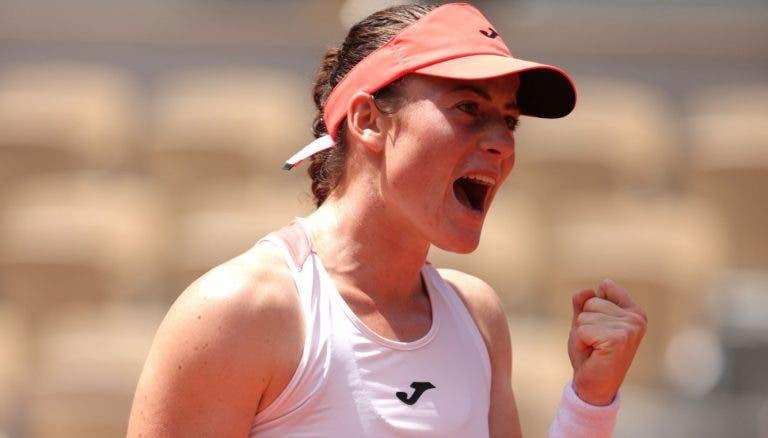 Zidansek vence batalha fantástica e está nas 'meias' de Roland Garros