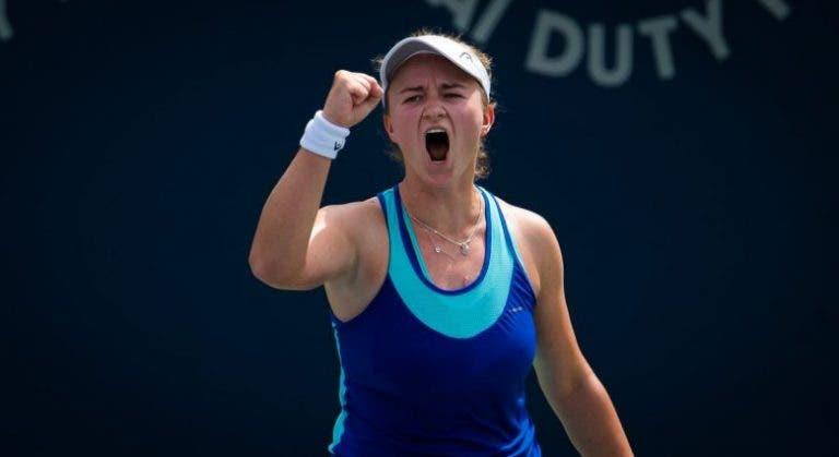 Imparável: Krejcikova voa rumo à final de Praga e garante 19.ª vitória nos últimos… 20 jogos