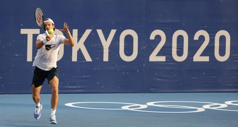 Saiba onde pode acompanhar todo o ténis dos Jogos Olímpicos na televisão portuguesa