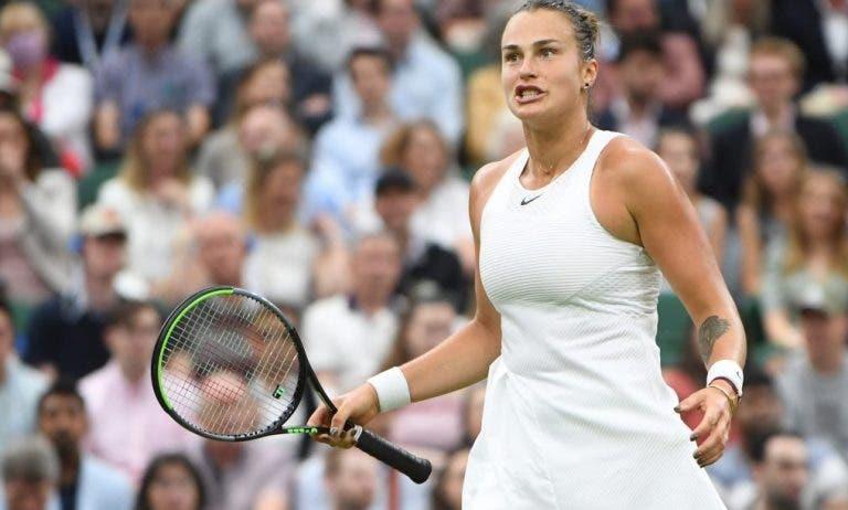 Eis o novo top 10 WTA com REVOLUÇÃO (quase) total