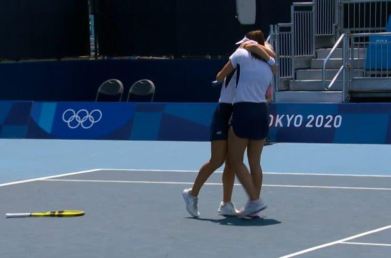 Brasileiras Pigossi e Stefani alcançam enorme vitória e eliminam cabeças-de-série nos Jogos Olímpicos