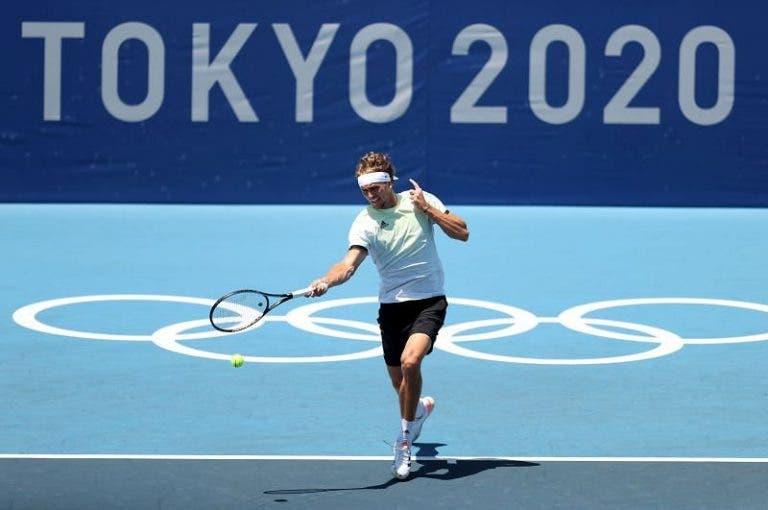 Zverev entra a todo o gás nos Jogos Olímpicos; Auger-Aliassime eliminado pelo 190.º ATP