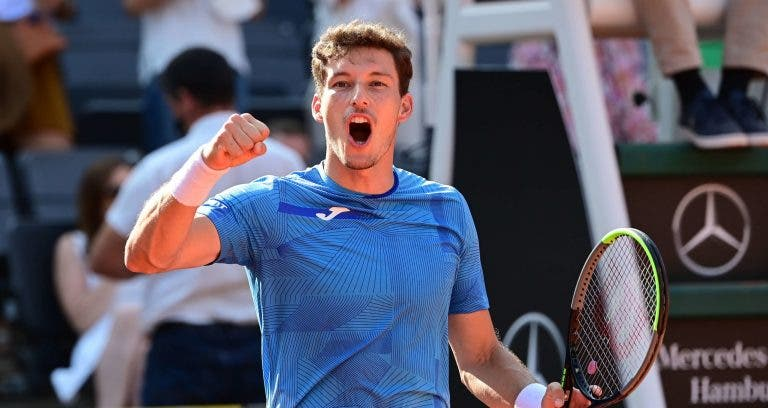 Carreño Busta joga muito e conquista o primeiro ATP 500 da carreira em Hamburgo