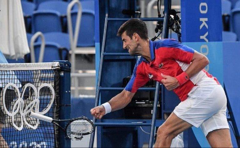 Carreño incrédulo com impunidade de Djokovic: «É difícil cumprir regras com o número um a jogar…»