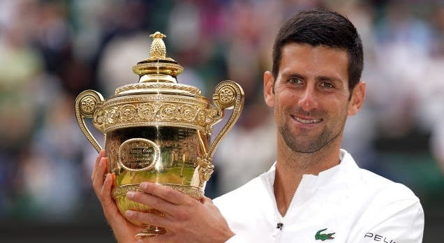 Djokovic elogia Federer, Nadal e avisa: «Isto não vai parar por aqui»