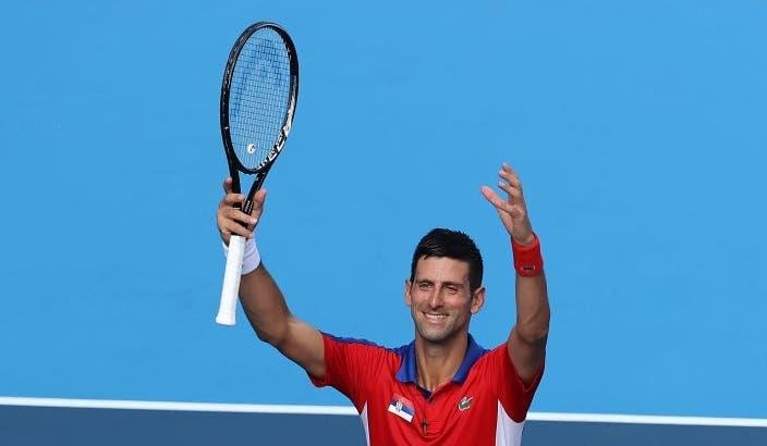 Jogos Olímpicos: confirmada a lista de pares mistos com Djokovic presente