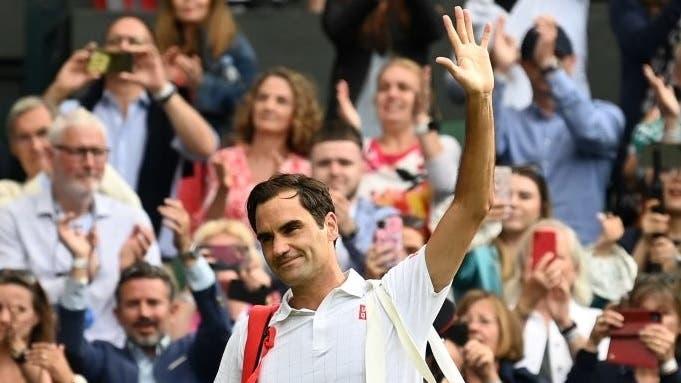"""[VÍDEO] """"Mais um ano!"""": público de Wimbledon deixou pedido a Federer"""