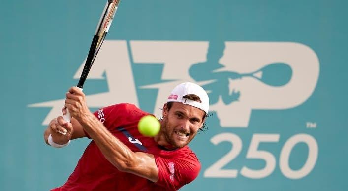 João Sousa garante entrada no ATP 500 de Washington, na próxima semana