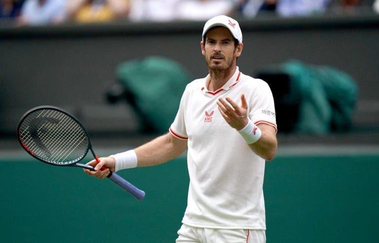 Andy Murray desiste do torneio de singulares nos Jogos Olímpicos