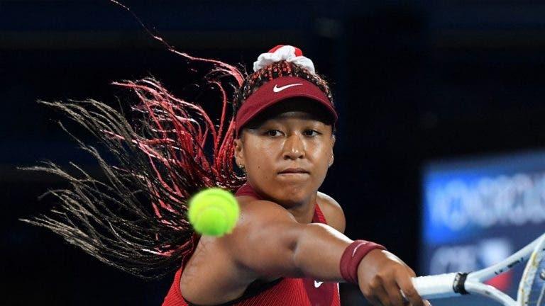 Naomi Osaka e mais duas top 10 desistem do WTA 1000 de Montreal