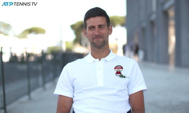 [VÍDEO] Que tenista podia fazer… halterofilismo? As respostas surpreendem!