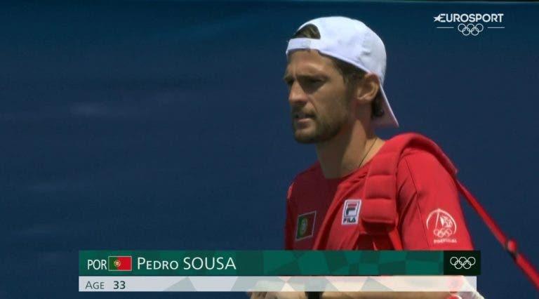 Pedro Sousa esteve dia e meio de cama e assume: «O mais importante foi conseguir vir»