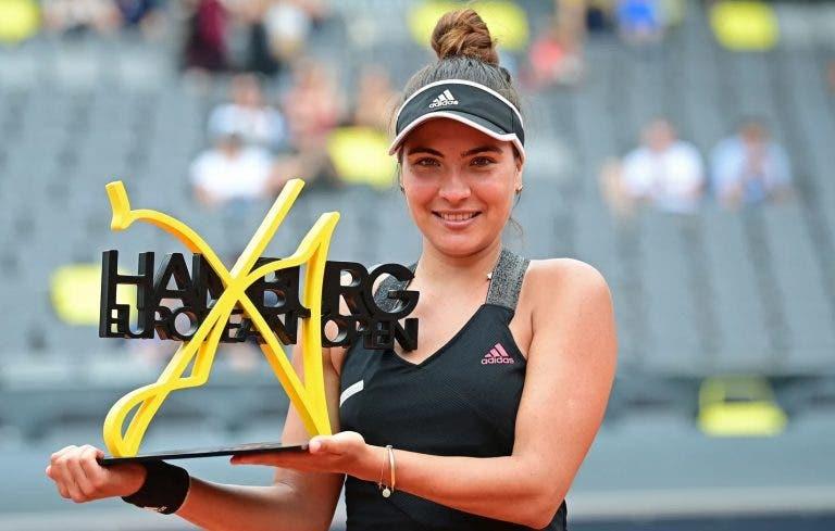 Qualifier romena surpreende Petkovic e soma primeiro título WTA da carreira em Hamburgo