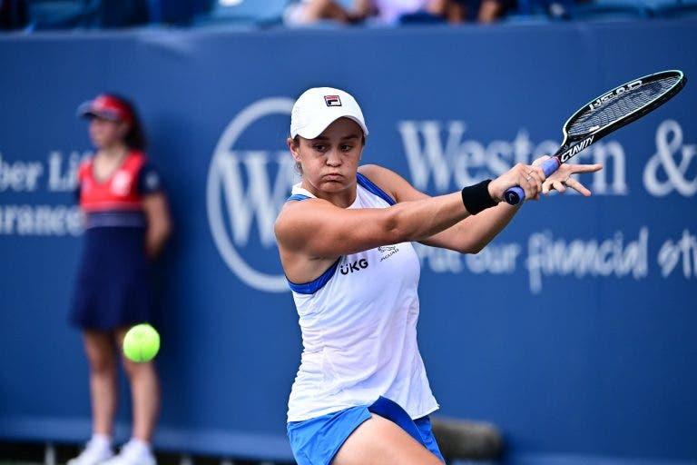 Líder da WTA lamenta: «Temos grandes campeãs mas falta-nos a consistência dos homens»