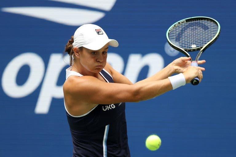 Barty corre sérios riscos de falhar WTA Finals em Guadalajara: «As condições são ridículas»