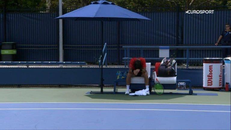 Derrota dolorosa: Gastão Elias desperdiça dois match points e falha quadro principal do US Open