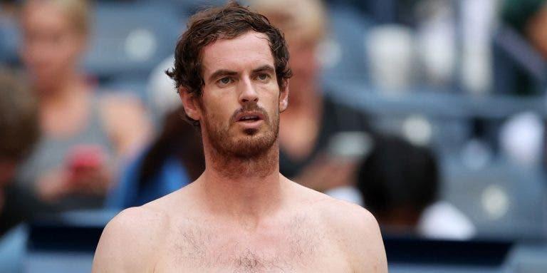 Murray admite dificuldades: «No último ano fiquei confuso dentro de court algumas vezes»