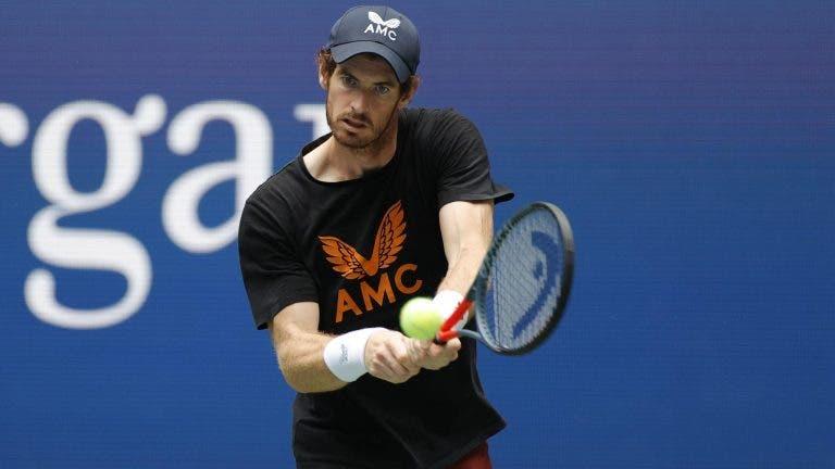 Murray elogia Djokovic mas garante: «Nunca ninguém pensou que ia ganhar 20 Grand Slams»