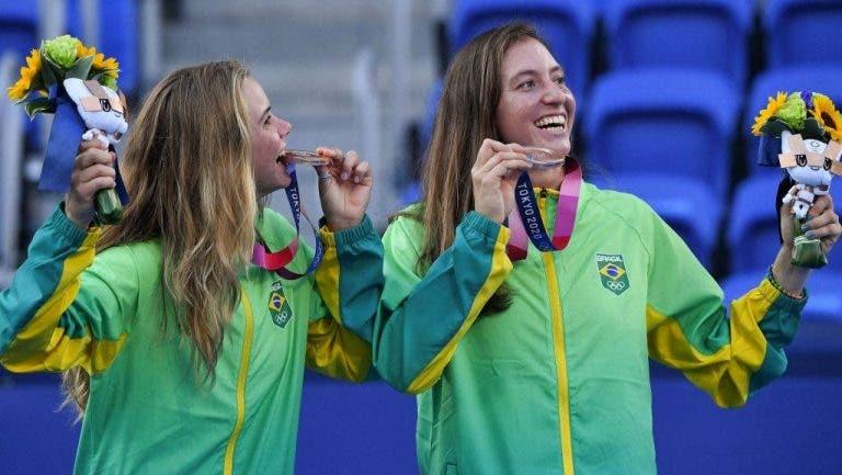 Pigossi, a medalhada olímpica: «O Brasil estava todo acordado e apoiou-nos como no futebol!»