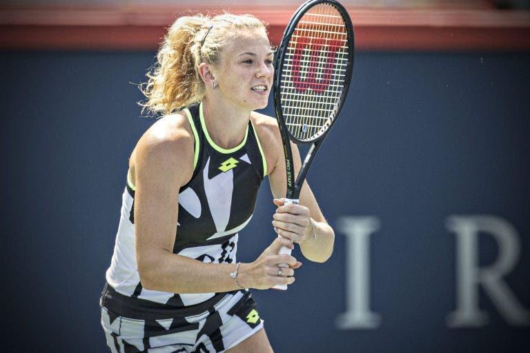 Siniakova coleciona campeãs de Grand Slam na lista de vítimas em Montreal, Gauff começa bem