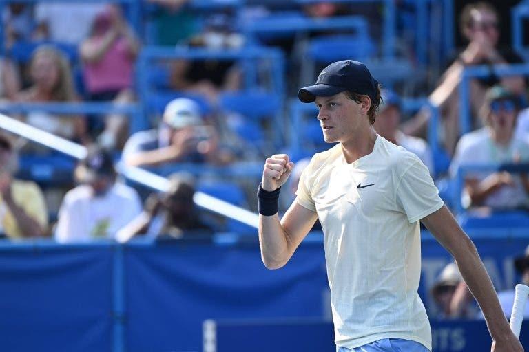 Sinner é a primeira promessa a qualificar-se para o regresso das Next Gen ATP Finals