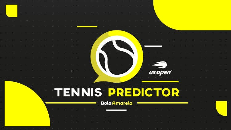 Conhecidos os vencedores do US Open 2021 Tennis Predictor