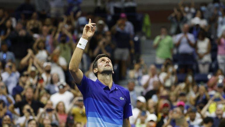 Djokovic responde a tweet de Roddick: «Eu não roubo a alma a ninguém»