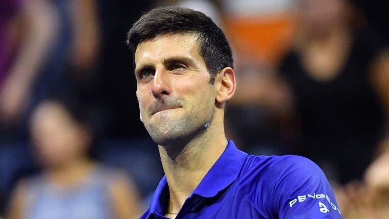 Djokovic bateu uma série de recordes com final no US Open