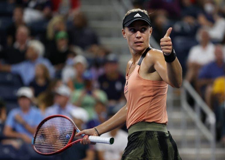 Kerber vence duelo de ex-finalistas e está nos 'oitavos' em Indian Wells